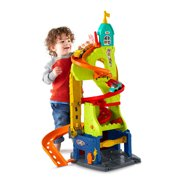 Fisher-Price Little People Sit 'N Stand Skyway 2-In-1 Vehicle Racing Playset
