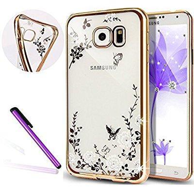 S6 Edge Case Samsung Galaxy S6 Edge Case ,EMAXELER Bling ...