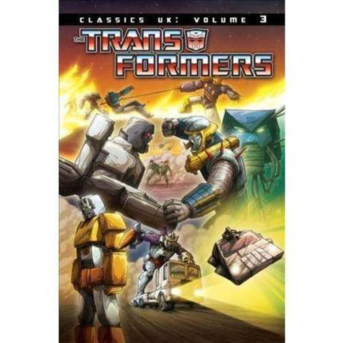 Transformers Classics: UK 3