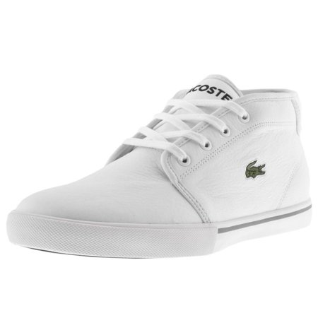 Ampthill 7 Spm Leather 31spm0098 Shoes Mens 21g Lcr3 Lacoste White FwqdxA0OFn