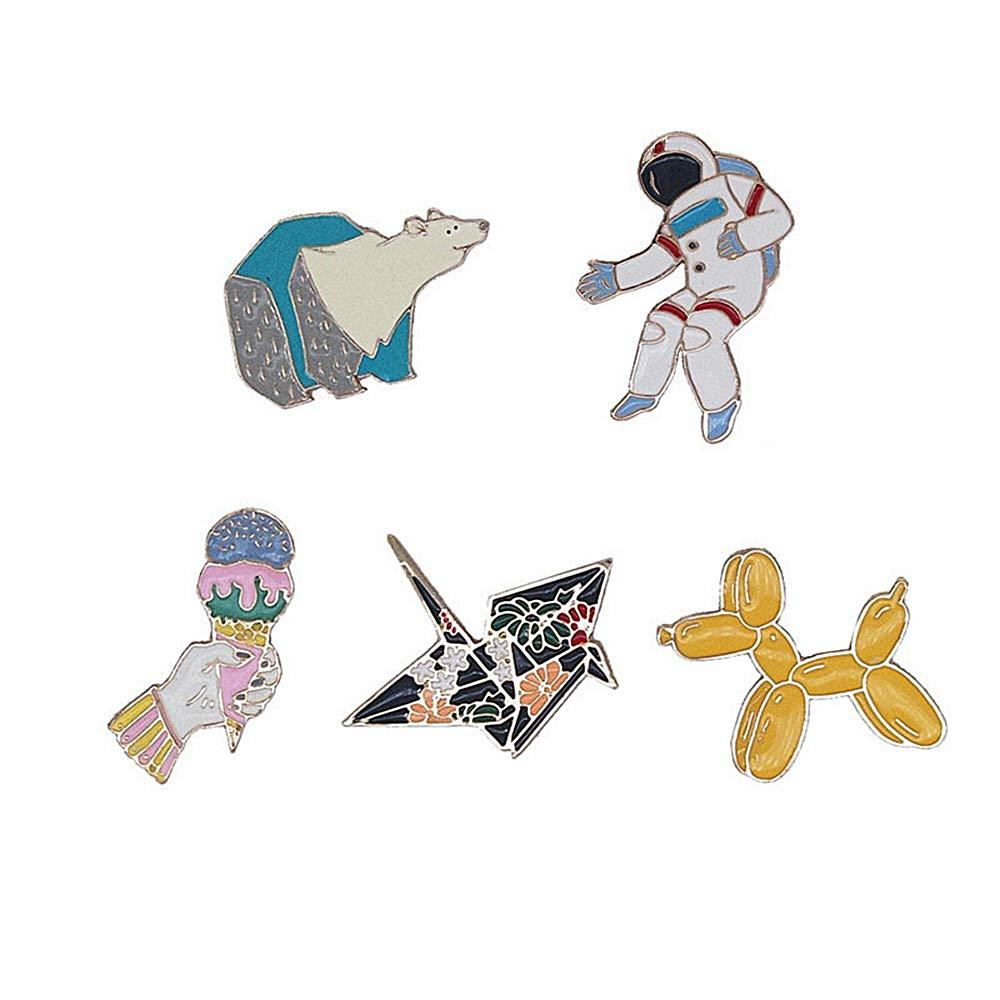30 X Princess Cartoon Safety Pin Badge For School Bags Clothing Party Gift