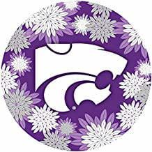 - Kansas State Wildcats NCAA Collegiate Trendy Floral Flower Fashion Pattern 4