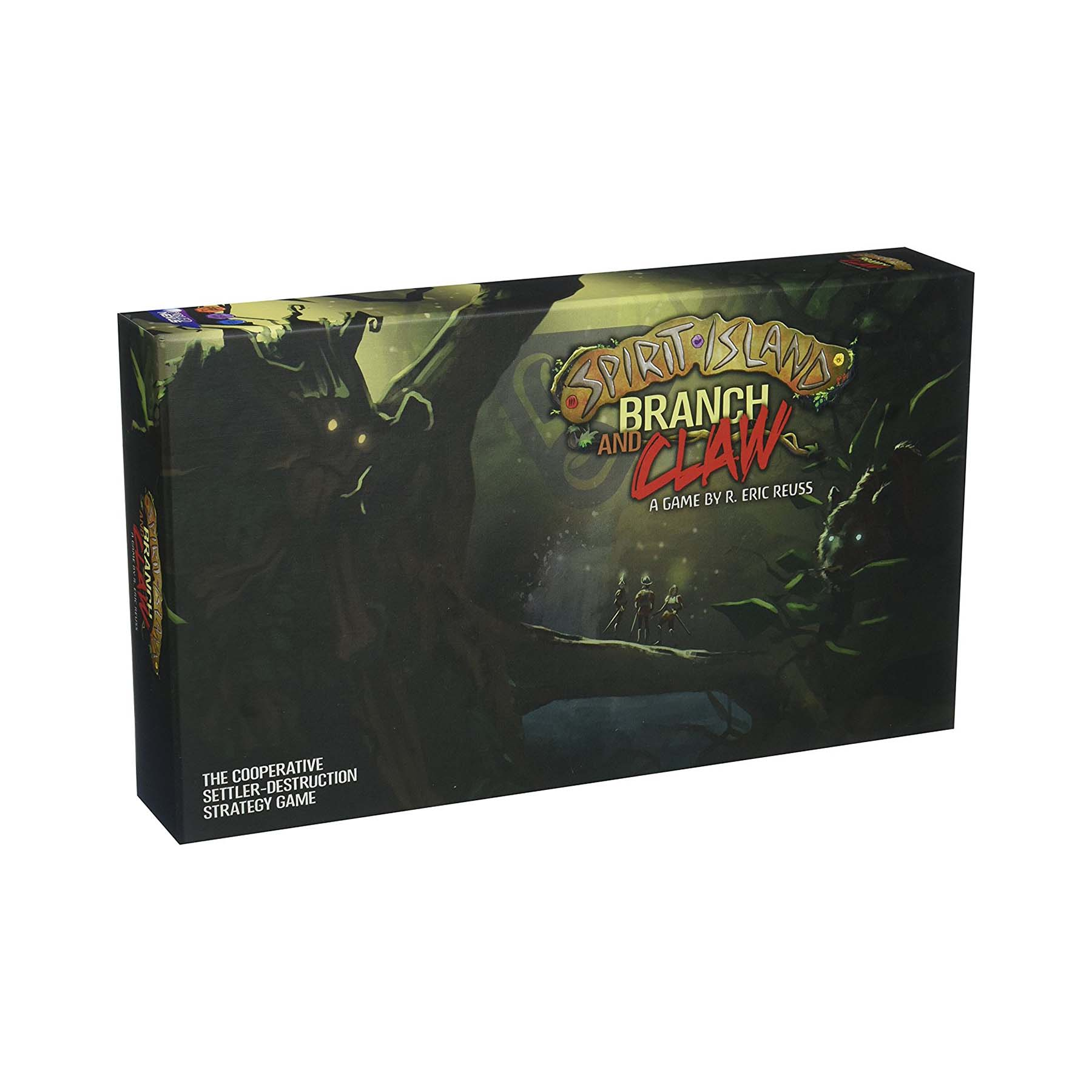 Spirit Island: Branch & Claw Expansion Board Game by Greater Than Games