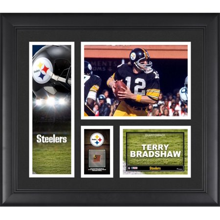 Terry Bradshaw Pittsburgh Steelers Framed 15