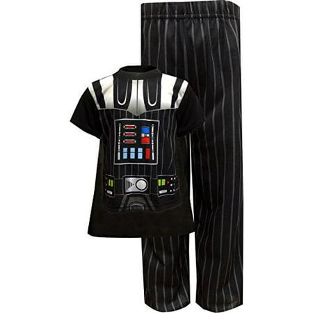 Star Wars Dress Like Darth Vader Caped Pajama For Big Boys (10)](Dress Up Pajamas)