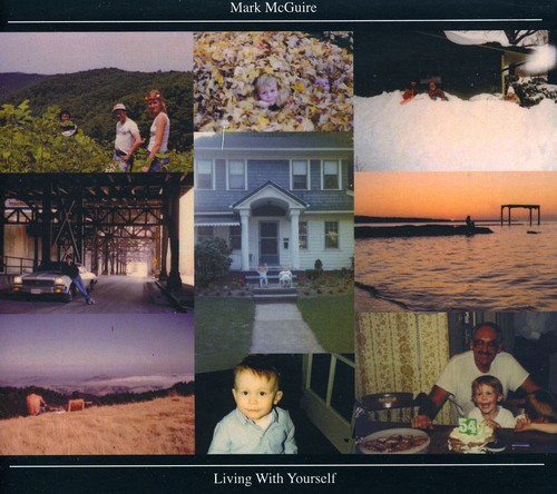 Mark McGuire - Living with Yourself [CD]