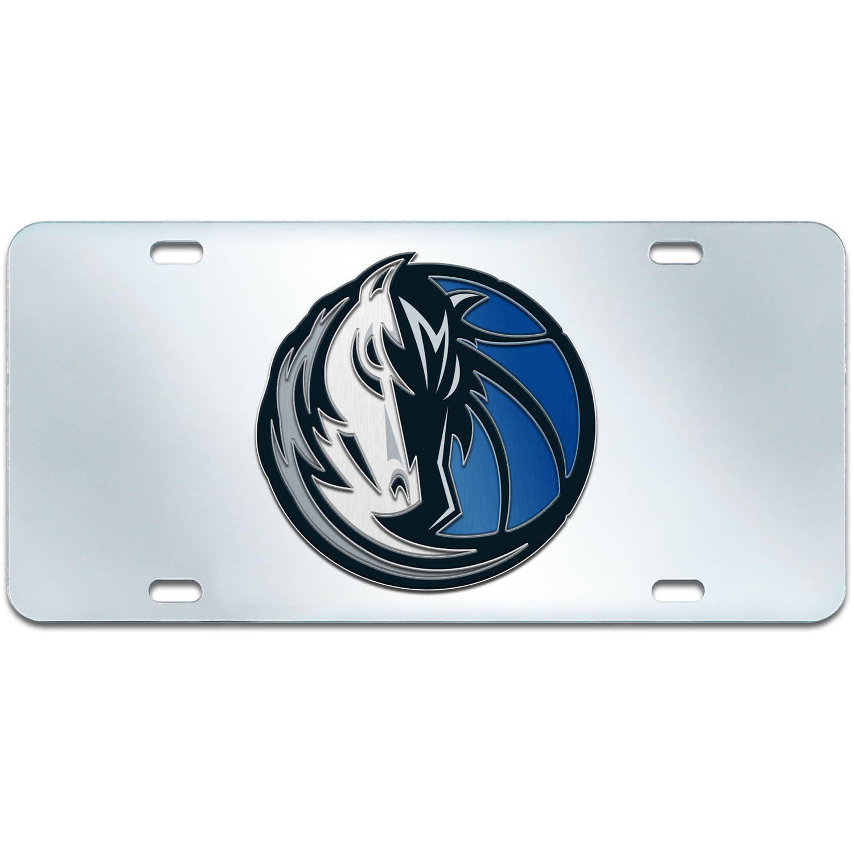 NBA Dallas Mavericks License Plate