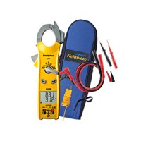 Fieldpiece SC420 Essential Clamp Meter with Dual Display, Temperature, Capacitance, Duty Cycle