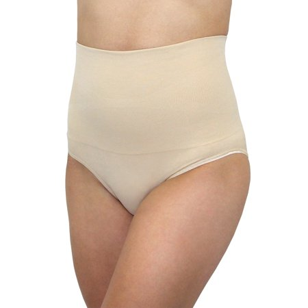cde929189 Loving Moments by Leading Lady - Postpartum Shaping Briefs - Walmart.com