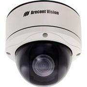 Arecont Vision - AV2255AM-H - Arecont Vision MegaDome AV2255AM-H Network Camera - Color, Monochrome - 1920 x 1080 - 3x