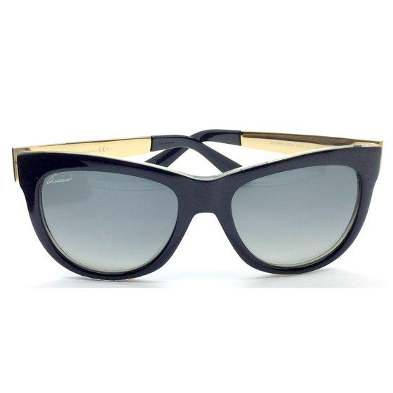1f2e44aa63 Gucci - Gucci New Authentic Optyl Black Floral Gold Women Sunglasses ...
