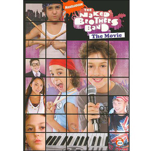 The Naked Brothers Band: The Movie (Full Frame)