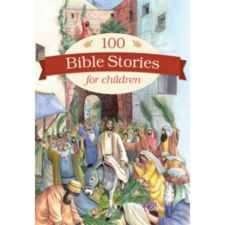100 Bible Stories for Children - Halloween Stories For Kids