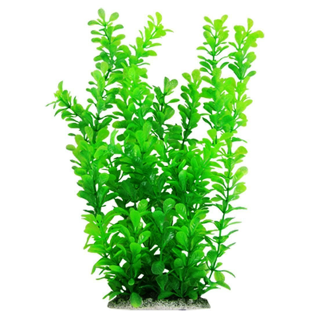 Set of 3 Aquarium Wall of Plants Green, Purple, and Green with Yellow by Aquarium Creations ACUS00996 ACUS00995 ACUS00997