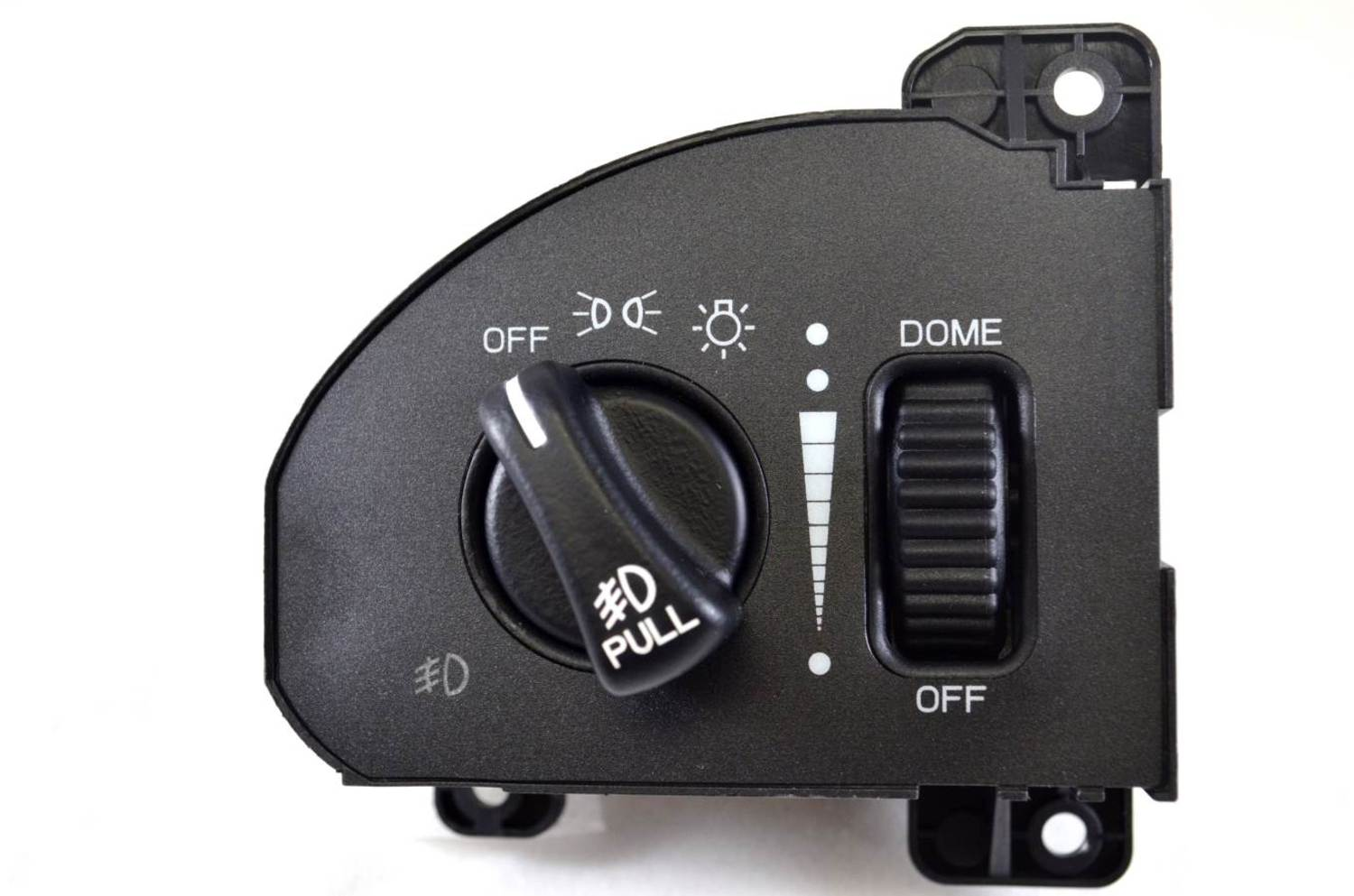 with Auto Headlights with Fog Lights PT Auto Warehouse HLS-2862 Headlight Switch