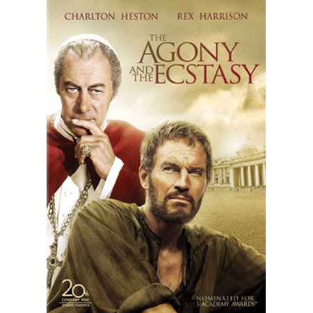 The Agony And The Ecstasy (DVD)