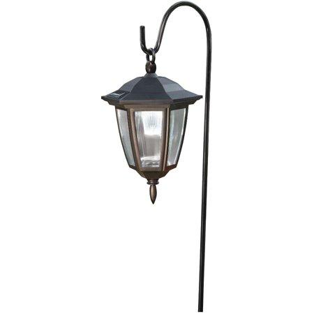 Solar Hanging Lantern Garden Stake - image 1 of 1