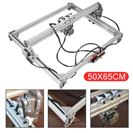 "19.7""X25.6""(50x65cm) Area Mini Laser Engraving Cutting Machine Engraver Frame Motor Kit For DIY  - image 10 of 10"