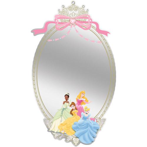 Disney - Princess Adhesive Mirror, Large