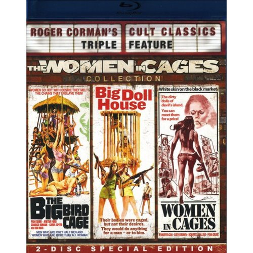 Roger Corman's Cult Classics: The Women In Cages Collection (2-Disc Special Edition) (Anamorphic Widescreen)