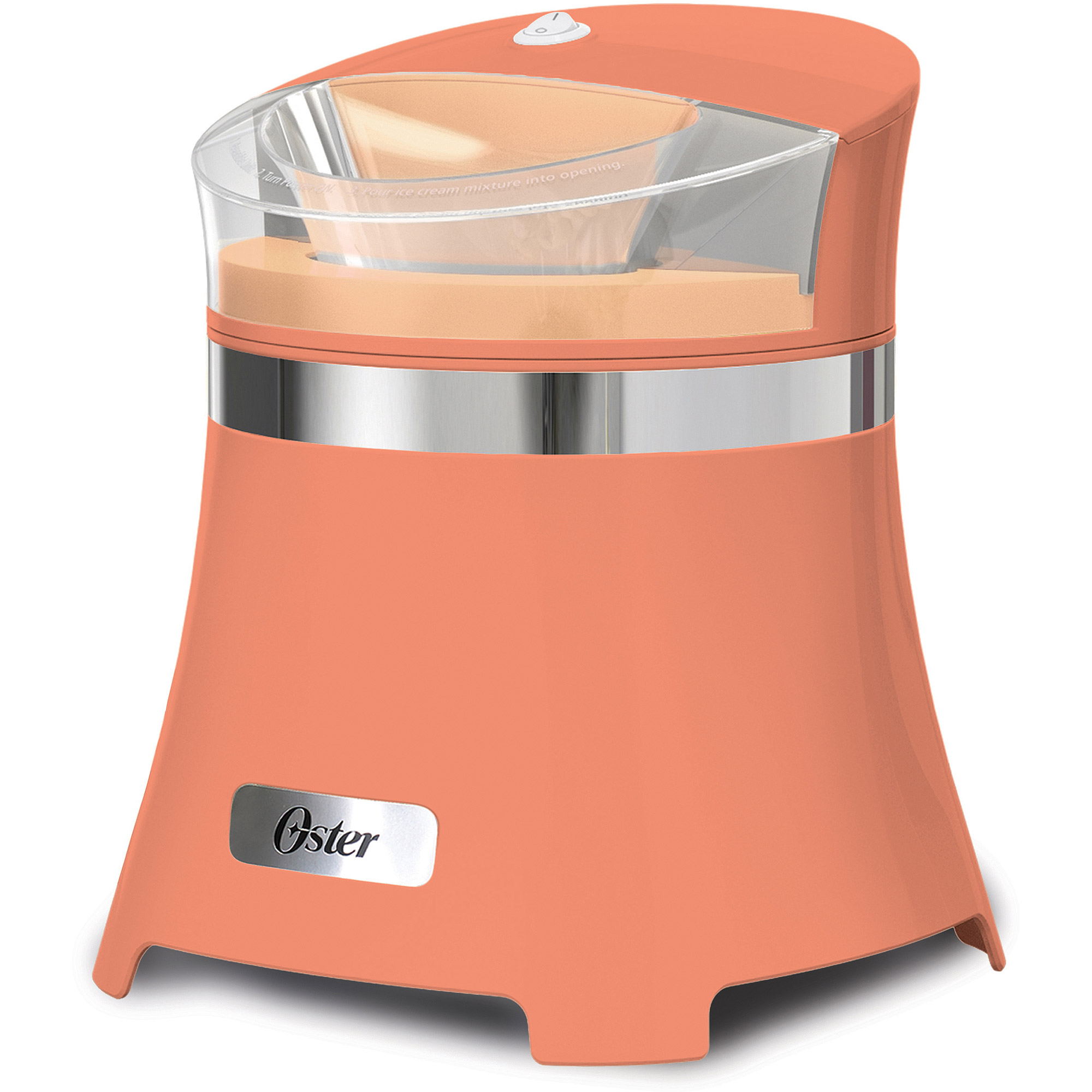 Oster 1.5 qt Gel Canister Ice Cream Maker