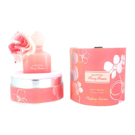 - Victoria Secret Chiffon Peony Freesia Eau De Parfum 1.7 oz For Women