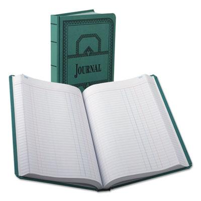 Boorum & Pease Journal with Blue Cover