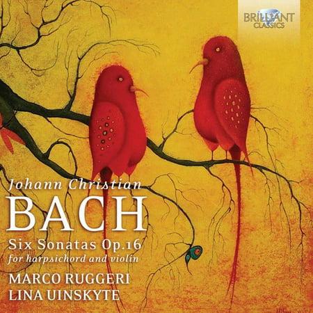 (Sonatas for Harpsichord & Violin)