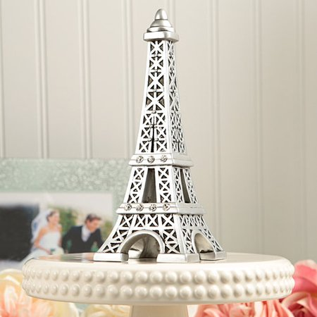 18 From Paris With Love Collection Eiffel Tower Centerpiece Cake Topper