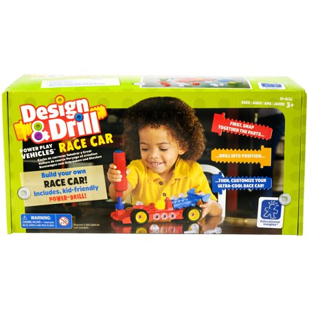 Educational Insights? Design & Drill? Power Play Vehicles? Race
