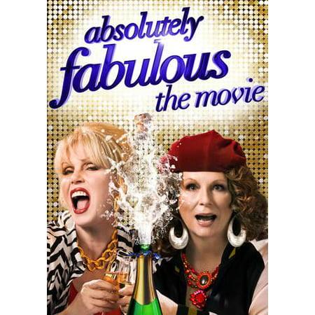 - Absolutely Fabulous: The Movie (Vudu Digital Video on Demand)
