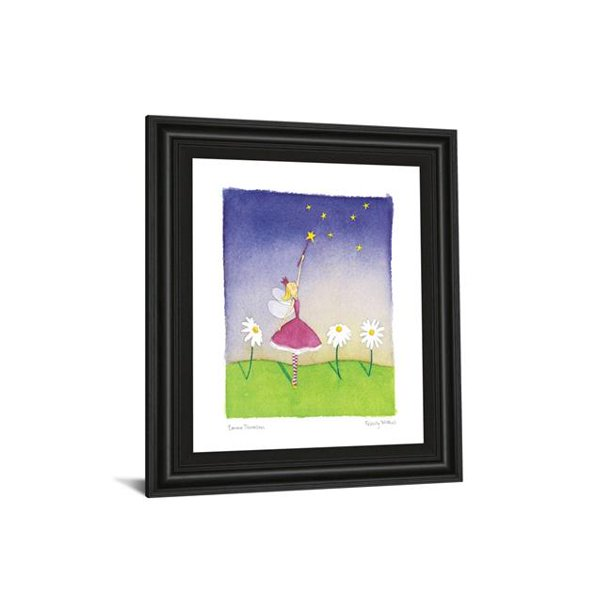 Classy Art 4964 22 X 26 In Felicity Wishes I By Emma Thomson Framed Print Wall Art Walmart Com Walmart Com
