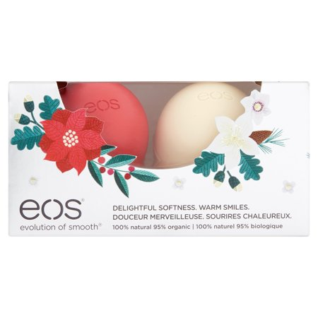- EOS Lip Balm Set