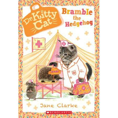Bramble the Hedgehog (Dr. Kittycat #10) - Hedgehog Information For Kids