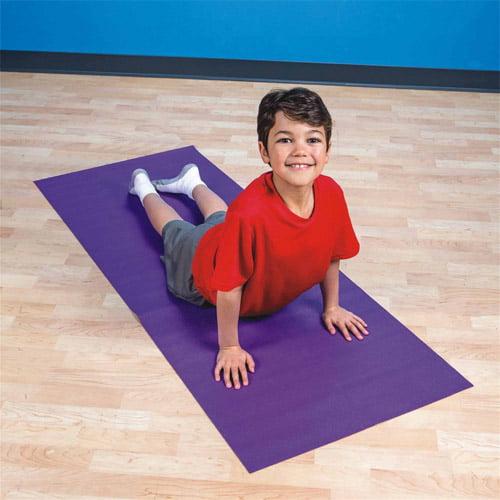 Purple Tapas Yoga Mat