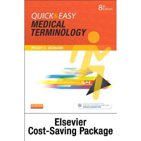 Quick & Easy Medical Terminology - Text and Elsevier Adaptive Learning