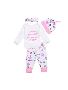 Bodysuits & One-pieces Mother & Kids Rapture Newborn Baby Girls Kids Off Shoulder Long Sleeves Solid Jumpsuit Bodysuit Toddler Outfit Clothes