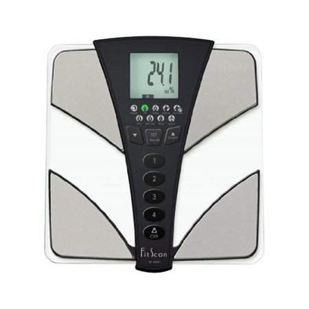 Tanita Body Composition - Tanita BC585F FitScan Full Body Composition Scale Metal