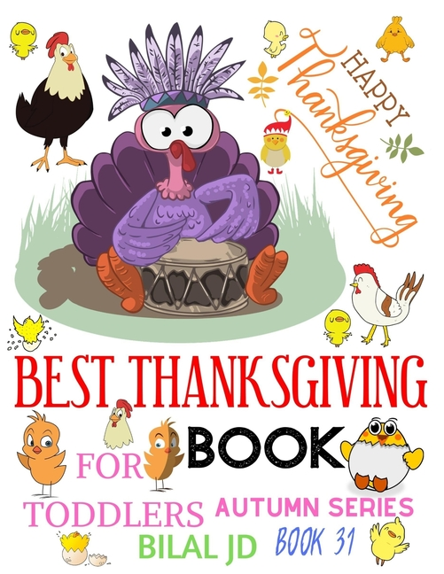 - Autumn: Best Thanksgiving Book For Toddlers : Coloring Books: Activity Books:  Thanksgiving Books-Paperback (Series #31) (Paperback) - Walmart.com -  Walmart.com