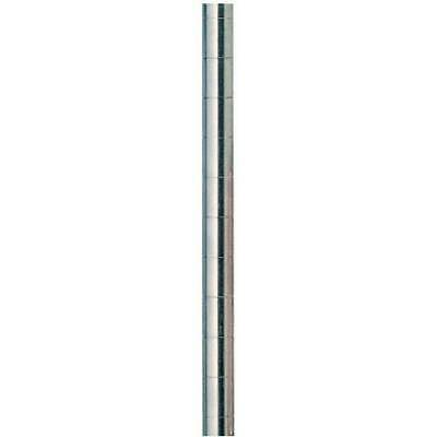 Metro 54UP Caster Chrome Plated Post, 54