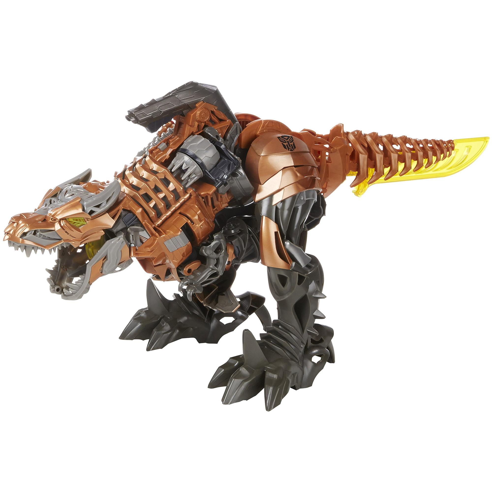 Transformers Age of Extinction Stomp & Chomp Grimlock Figure by