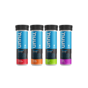 Best Electrolyte Tablets - Nuun Sport + Caffeine Electrolyte Drink Tablets, Mixed Review