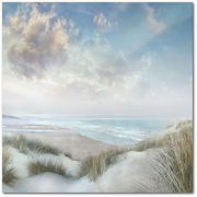 Courtside Market Windswept III Gallery-Wrapped Canvas Wall Art, 16x16