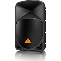Behringer Eurolive B112W Active 2-Way PA Speaker System, 1000 Watt