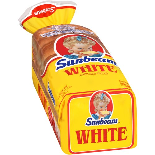Sunbeam White Bread, 16 oz