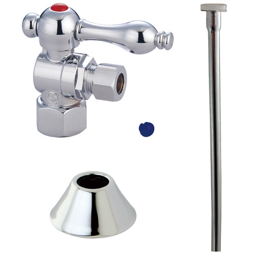 Kingston Brass Trimscape Traditional Plumbing Toilet Trim Kit