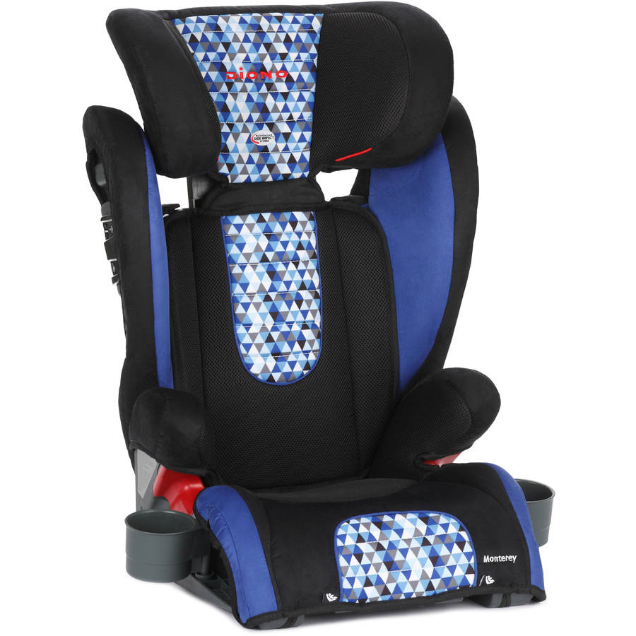 Diono Monterey High Back Booster Car Seat