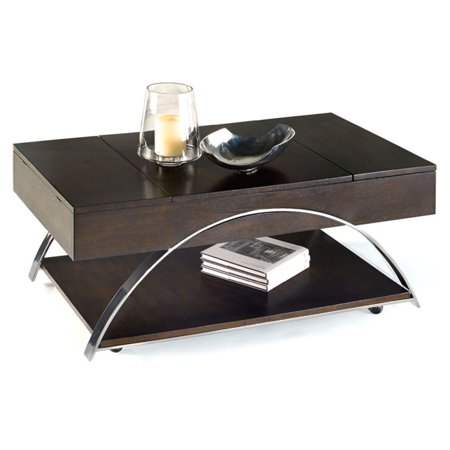 Progressive Furniture Showplace Castered Cocktail Table