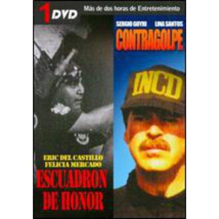 2 Peliculas De Accion: Contraglope / Escuadron De Honor (Peliculas De Halloween Gratis)