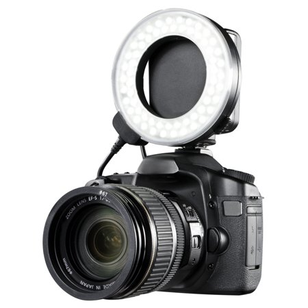 Nikon D750 Dual Macro LED Ring Light / Flash ( Compatible With All Nikon